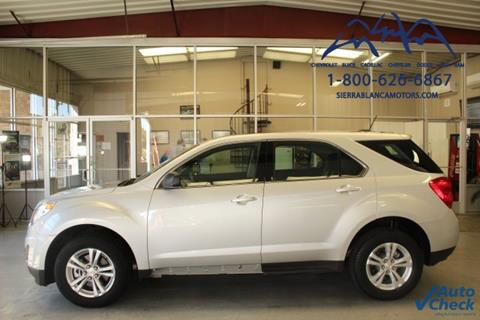 2015 Chevrolet Equinox for sale in Ruidoso, NM