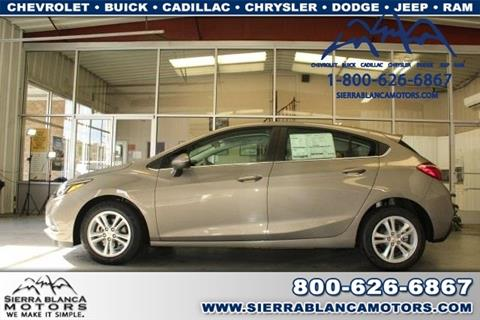 New Chevrolet Cruze For Sale In New Mexico