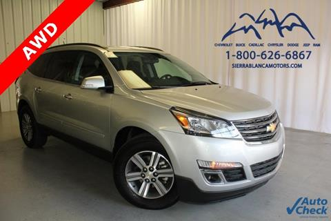 Chevrolet Traverse For Sale In New Mexico
