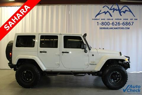 Jeep Wrangler For Sale In Ruidoso Nm