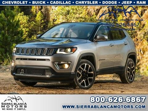 2018 jeep compass for sale in new mexico for Sierra blanca motors ruidoso