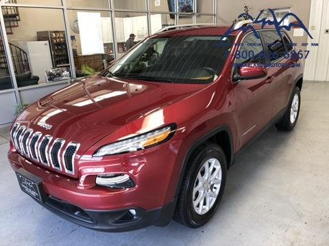 2016 Jeep Cherokee for sale in Ruidoso, NM