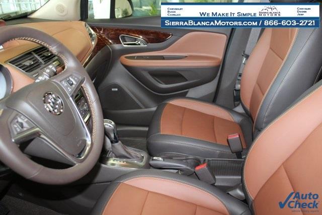 2016 Buick Encore AWD Premium 4dr Crossover - Ruidoso NM