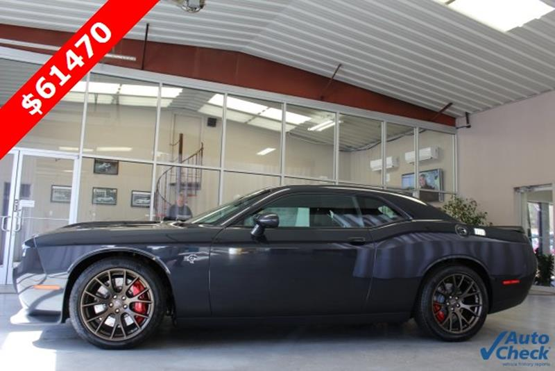 2016 Dodge Challenger SRT Hellcat 2dr Coupe - Ruidoso NM