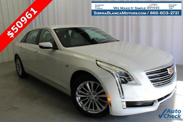 2017 Cadillac CT6 2.0T Luxury 4dr Sedan - Ruidoso NM