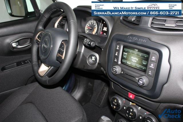 2016 Jeep Renegade 4x4 Latitude 4dr SUV - Ruidoso NM