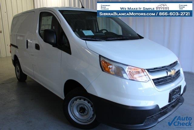 2017 Chevrolet City Express Cargo LS 4dr Cargo Mini-Van - Ruidoso NM