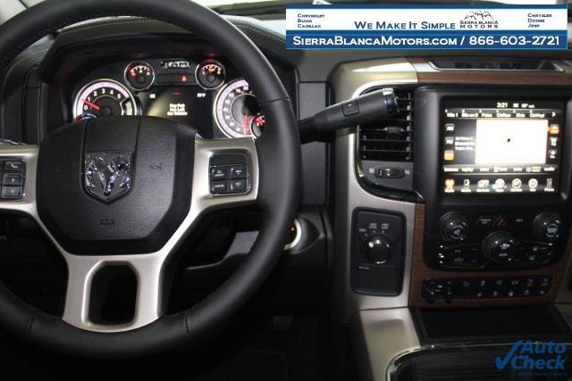 2017 RAM Ram Pickup 2500 4x4 Laramie 4dr Crew Cab 6.3 ft. SB Pickup - Ruidoso NM