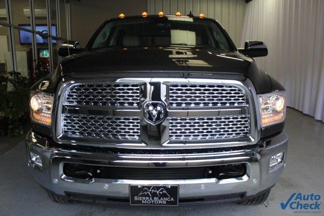 2017 RAM Ram Pickup 2500 4x4 Laramie 4dr Crew Cab 8 ft. LB Pickup - Ruidoso NM