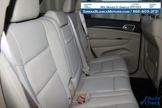 2017 Jeep Grand Cherokee 4x4 Limited 4dr SUV - Ruidoso NM
