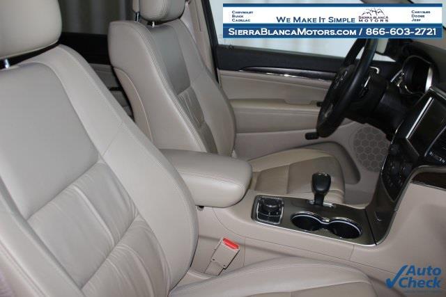 2015 Jeep Grand Cherokee 4x4 Limited 4dr SUV - Ruidoso NM