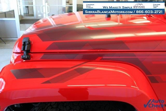 2017 Jeep Wrangler Unlimited Unlimited Sahara - Ruidoso NM