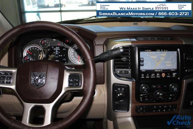 2015 RAM Ram Pickup 3500 4x4 Laramie 4dr Crew Cab 8 ft. LB Pickup - Ruidoso NM