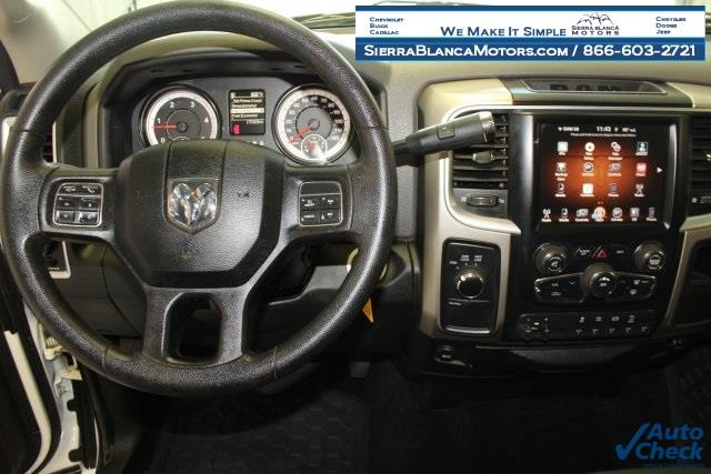 2016 RAM Ram Pickup 2500 4x4 SLT 4dr Crew Cab 6.3 ft. SB Pickup - Ruidoso NM