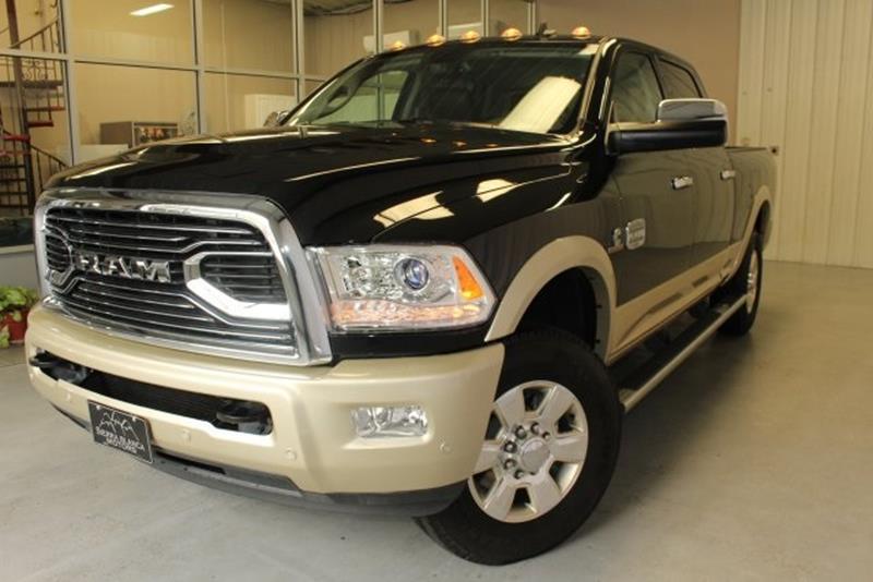 2017 RAM Ram Pickup 2500 4x4 Laramie Longhorn 4dr Crew Cab 6.3 ft. SB Pickup - Ruidoso NM