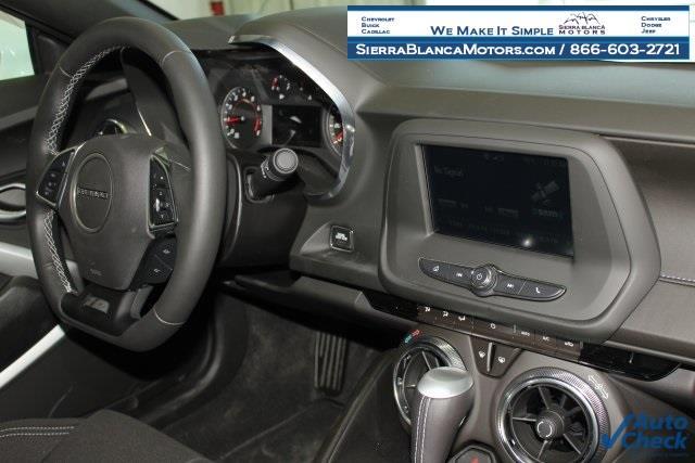 2017 Chevrolet Camaro LT 2dr Coupe w/1LT - Ruidoso NM