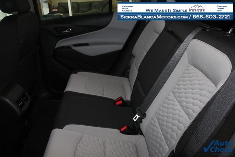 2018 Chevrolet Equinox 4x4 LS 4dr SUV - Ruidoso NM