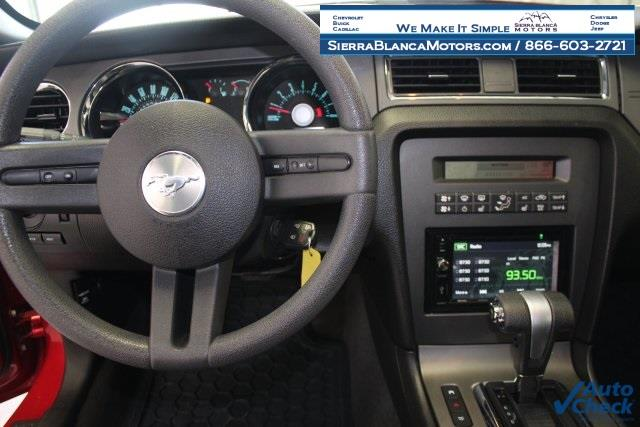 2011 Ford Mustang V6 2dr Coupe - Ruidoso NM