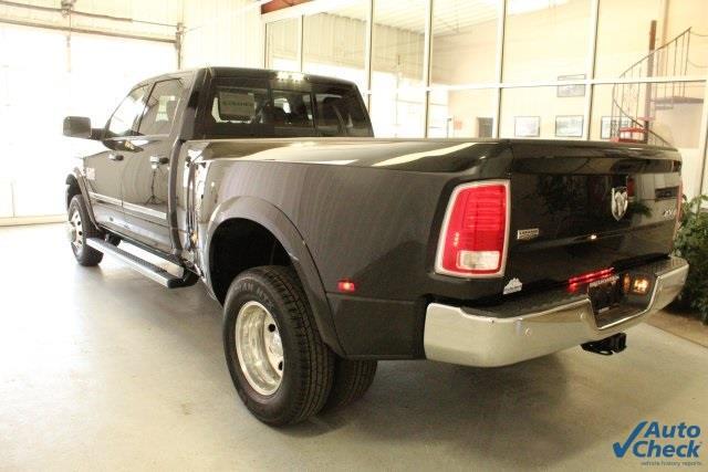 2017 RAM Ram Pickup 3500 4x4 Laramie 4dr Crew Cab 8 ft. LB Pickup - Ruidoso NM