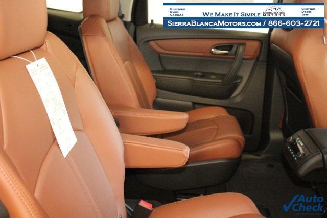 2017 Chevrolet Traverse AWD LT 4dr SUV w/2LT - Ruidoso NM