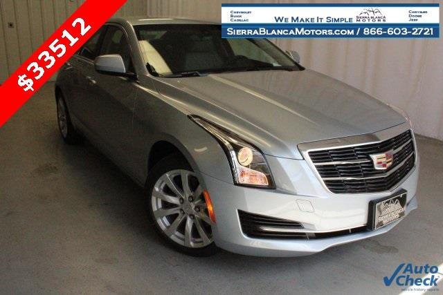 2017 Cadillac ATS AWD 2.0T 4dr Sedan - Ruidoso NM