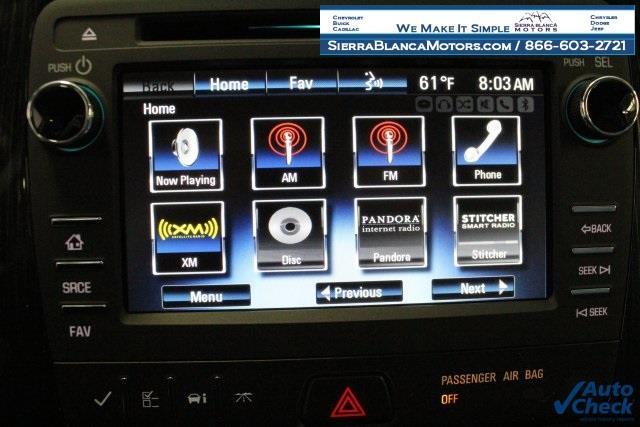 2017 Chevrolet Traverse AWD LT 4dr SUV w/1LT - Ruidoso NM