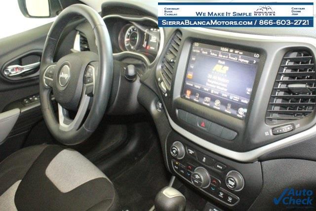 2014 Jeep Cherokee 4x4 Latitude 4dr SUV - Ruidoso NM