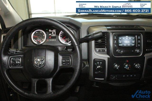 2015 RAM Ram Pickup 3500 4x4 Tradesman 4dr Crew Cab 6.3 ft. SB Pickup - Ruidoso NM