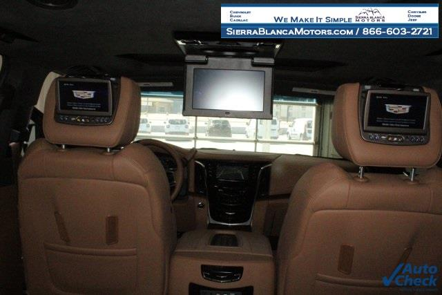 2017 Cadillac Escalade 4x4 Platinum 4dr SUV - Ruidoso NM