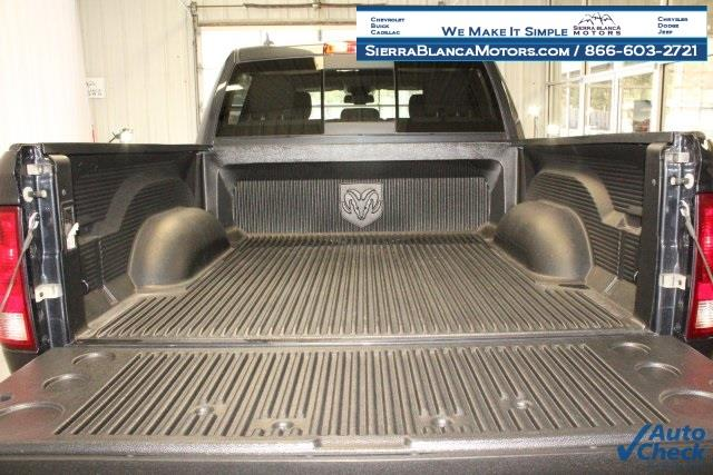 2014 RAM Ram Pickup 1500 4x4 Big Horn 4dr Crew Cab 5.5 ft. SB Pickup - Ruidoso NM