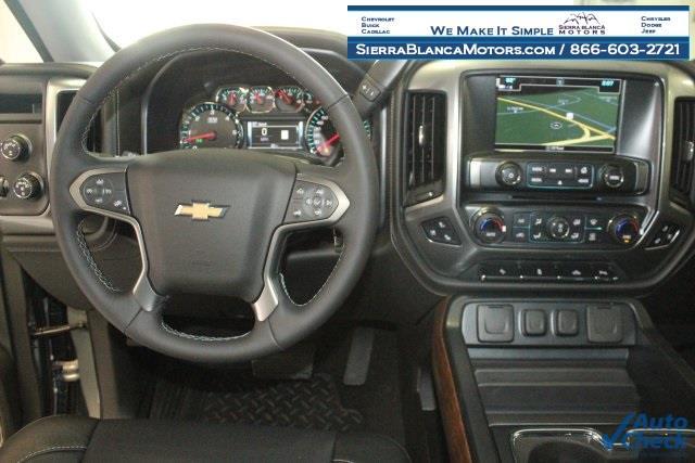 2017 Chevrolet Silverado 1500 LTZ - Ruidoso NM
