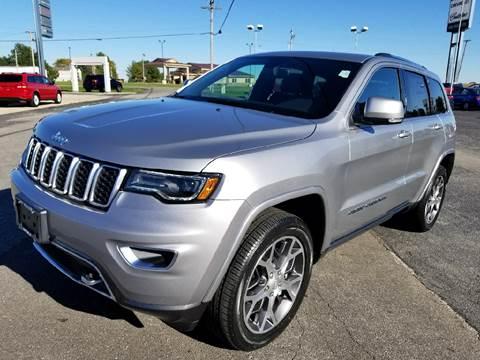 2018 Jeep Grand Cherokee for sale in Canton, IL