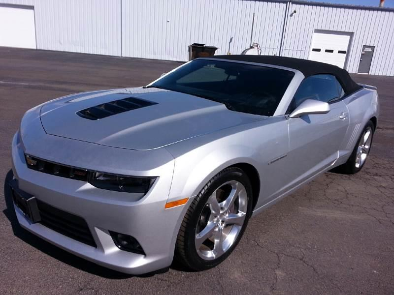 2015 Chevrolet Camaro SS 2dr Convertible w/2SS - Canton IL