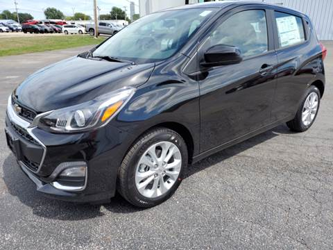 2020 Chevrolet Spark for sale at Art Hossler Auto Plaza Inc - New GM in Canton IL