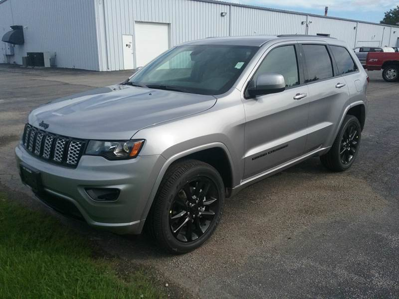2020 Jeep Grand Cherokee for sale at Art Hossler Auto Plaza Inc - New Chrysler in Canton IL