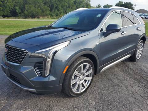 2020 Cadillac XT4 for sale in Canton, IL