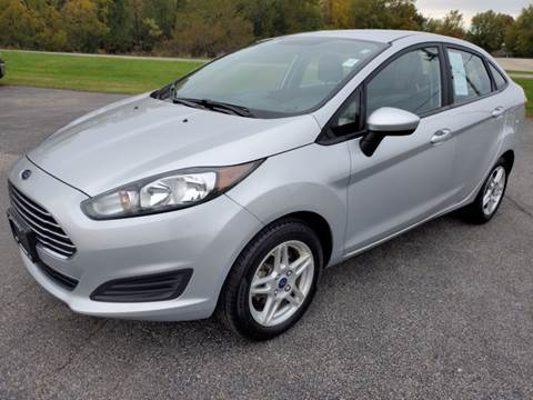 2018 Ford Fiesta for sale at Art Hossler Auto Plaza Inc - Used Inventory in Canton IL