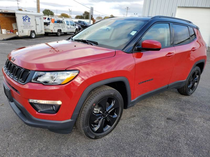 2020 Jeep Compass for sale at Art Hossler Auto Plaza Inc - New Chrysler in Canton IL
