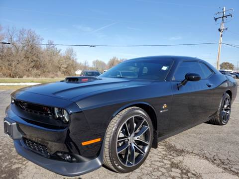 2016 Dodge Challenger for sale in Canton, IL