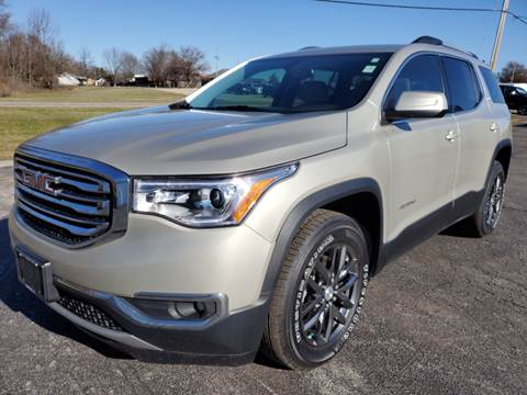 2017 GMC Acadia for sale at Art Hossler Auto Plaza Inc - Used Inventory in Canton IL