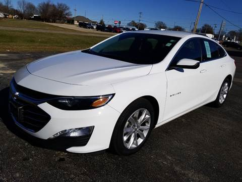 2019 Chevrolet Malibu for sale at Art Hossler Auto Plaza Inc - Used Inventory in Canton IL