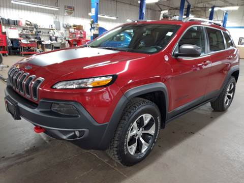 2017 Jeep Cherokee for sale in Canton, IL