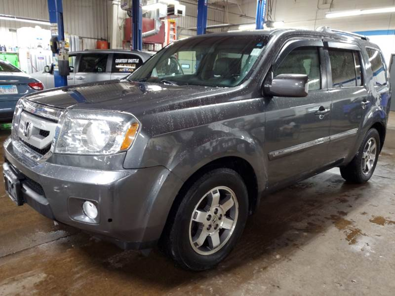 2010 Honda Pilot for sale at Art Hossler Auto Plaza Inc - Used Inventory in Canton IL