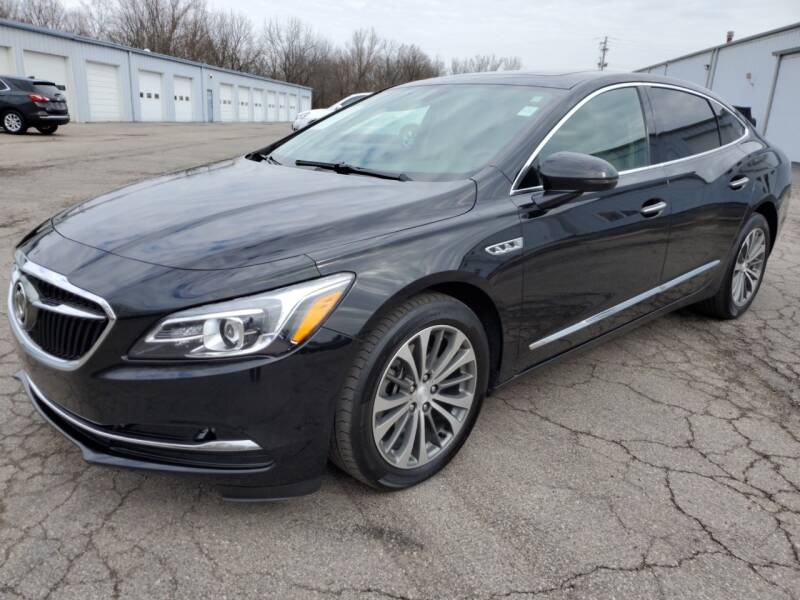 2019 Buick LaCrosse for sale at Art Hossler Auto Plaza Inc - Used Inventory in Canton IL