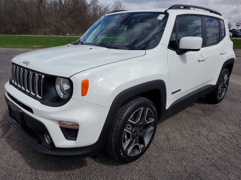 2020 Jeep Renegade for sale at Art Hossler Auto Plaza Inc - New Chrysler in Canton IL
