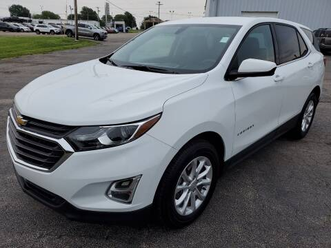 2019 Chevrolet Equinox for sale at Art Hossler Auto Plaza Inc - Used Inventory in Canton IL