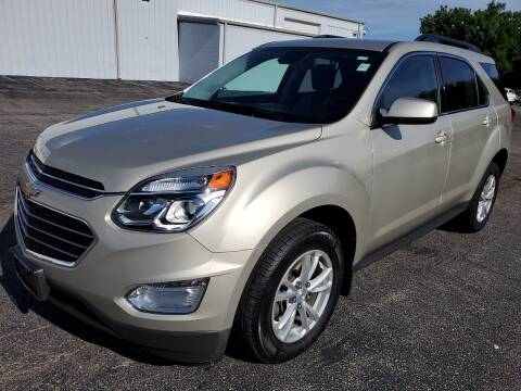 2016 Chevrolet Equinox for sale at Art Hossler Auto Plaza Inc - Used Inventory in Canton IL