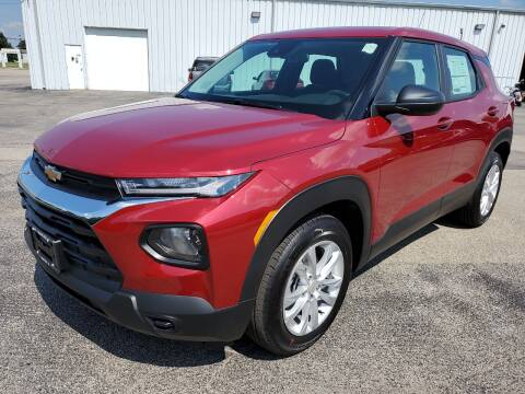 2021 Chevrolet TrailBlazer for sale at Art Hossler Auto Plaza Inc - New GM in Canton IL