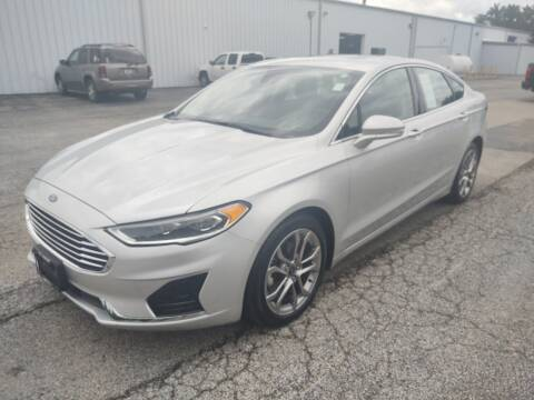 2019 Ford Fusion for sale at Art Hossler Auto Plaza Inc - Used Inventory in Canton IL