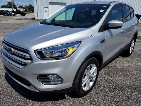 2019 Ford Escape for sale at Art Hossler Auto Plaza Inc - Used Inventory in Canton IL